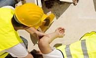 Bafra#039;da ölümlü iş kazası!