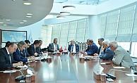 Sanayi Odası, Ankara'da temaslarda bulundu