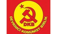 DKB'den ortak mücadele çağrısı