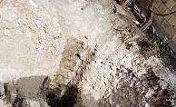 Şirinevler'de bir kişiye ait kemik kalıntısı bulundu