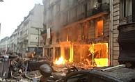 Paris'te patlama; 4 ÖLÜ!