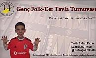 Genç Folk-Der, Demir Müezzinler için etkinlik düzenliyor