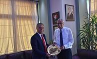 Antalya Muratpaşa Belediye Başkanı Uysal, Güngördü'yü ziyaret etti