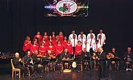Türk Müziği Topluluğu'nun konseri yarın akşam