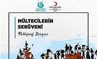 """""""Mültecilerin Serüveni"""" sergisi Bedesten'de...."""