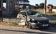 Ötüken#039;de ölümlü kaza!