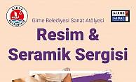 Sanat Atölyesi Resim ve Seramik Sergisi 25 Haziran'da