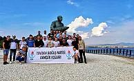 YDP Gençlik Kolları Çanakkale turuna katıldı..