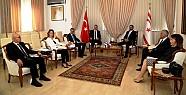 ATUN, TC KALKINMA BANKASI HEYETİNİ KABUL...