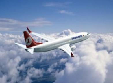 THY uçağı Bulgaristan üzerinden geri döndü