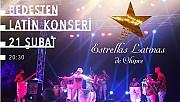 Bedesten'de Latin Konseri