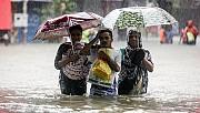 Hindistan'da yağışlar 12 can aldı