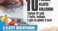 GAÜ-SEM'DEN 10 PARMAK KLAVYE KURSU