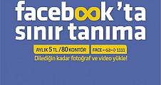 KUZEY KIBRIS TURKCELL  'FACEBOOK'TA SINIR TANIMIYOR