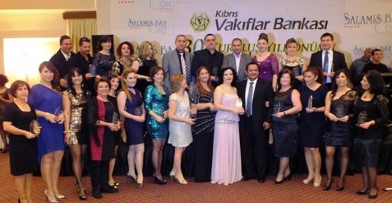 Vakıflar Bankası 30. yılını kutladı