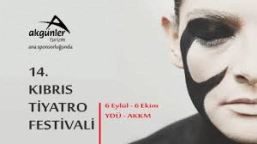 14. KIBRIS TİYATRO FESTİVALİ