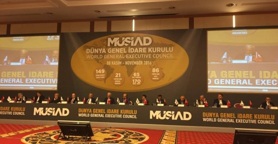 16.MÜSİAD EXPO BAŞLIYOR