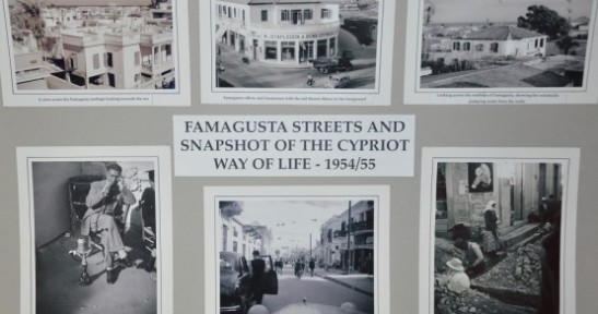 """1954-1955 KIBRIS'TAN YAŞAM MANZARALARI"""