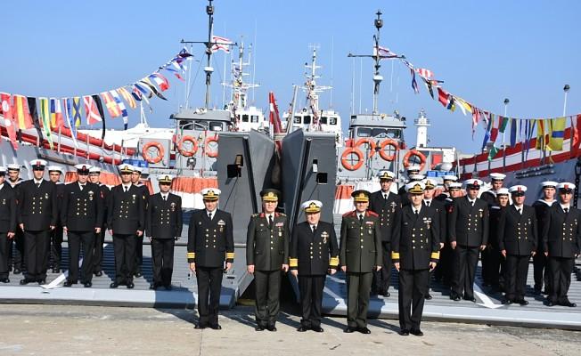 Türkiye Deniz Kuvvetleri'nden hibe bot