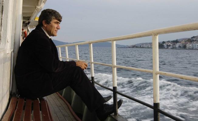 Hrant Dink mezarı başında anıldı.