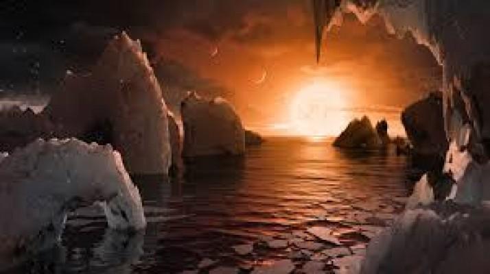 7 yeni gezegen keşfedildi...