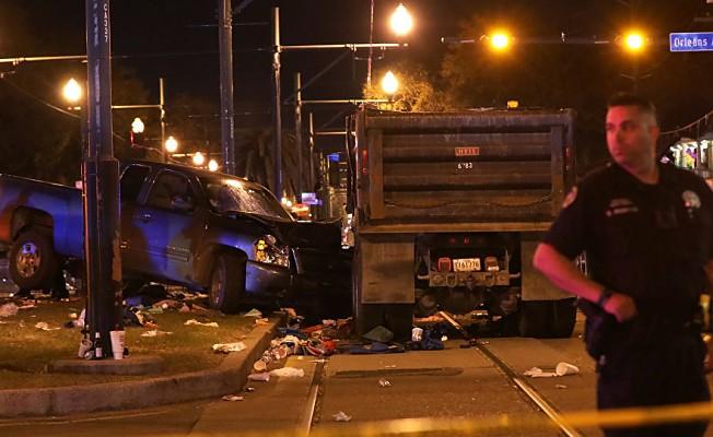 ABD'de sokak festivalinde feci kaza