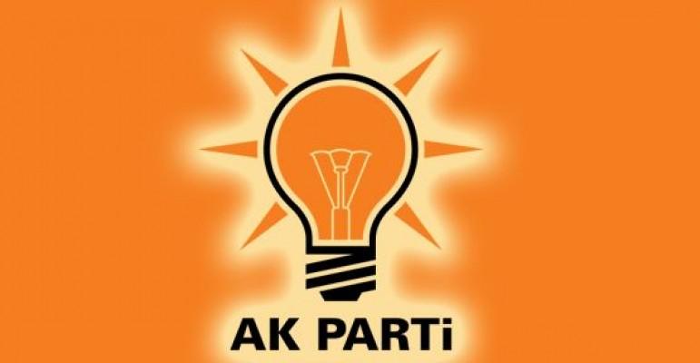 AKP referandum için KKTC'de...