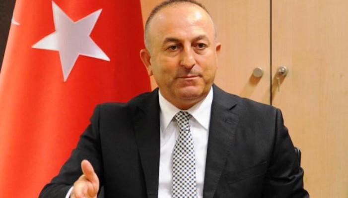 Çavuşoğlu, KKTC'ye geldi