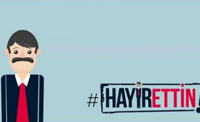 CHP'den 'Hayırettin'li kampanya