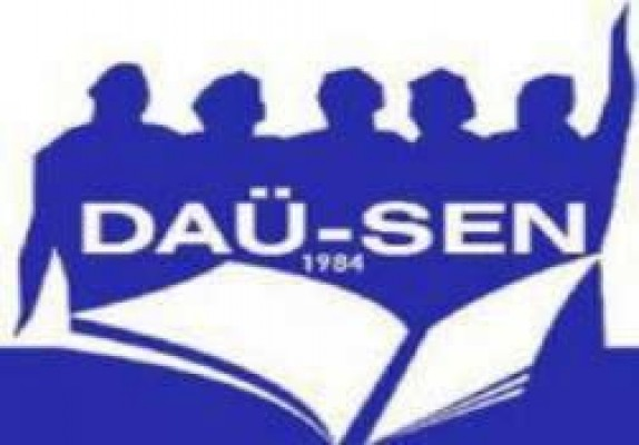 Daü-Sen'den tüm üniversitelere ortak çağrı