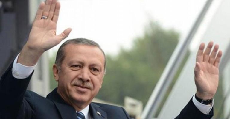 Erdoğan sahaya iniyor...