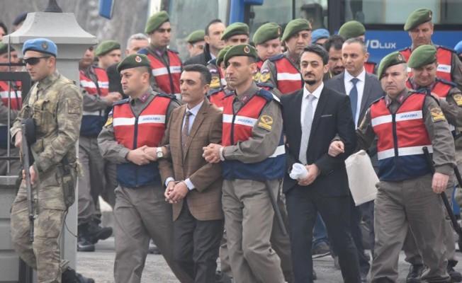 Erdoğan'a suikast timi yargı önünde...