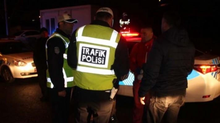 Girne ve Mağusa'da polis operasyonları...