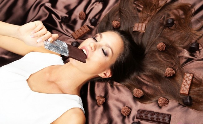 İnsan ömrünü uzatan çikolata
