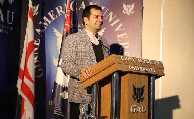 """""""KIBRIS'TA KENTLEŞME POLİTİKALARI"""" GAÜ'DE TARTIŞILDI."""