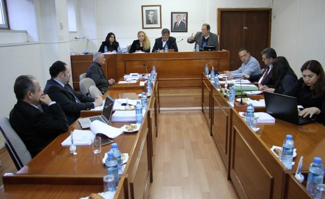 Komite KKTC Yükseköğretim Yasasını görüştü