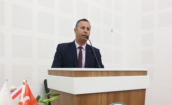 KTSYD başkanlığına Çelen Oben seçildi