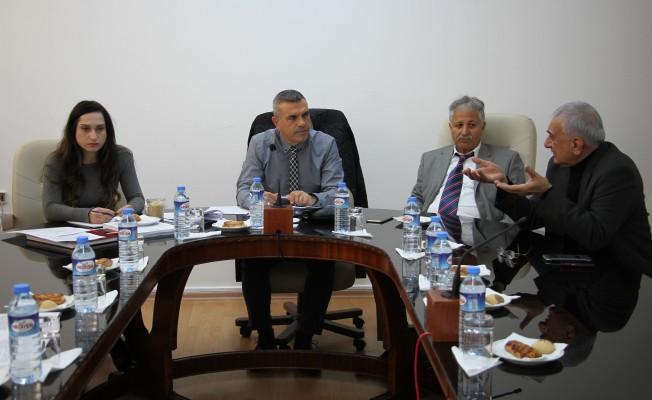 Meclis Sayıştay Komitesi toplandı