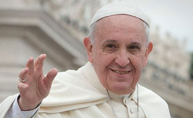 Papa uyardı...