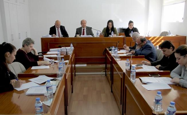 TAK 2017 yılı bütçesi komitede onaylandı