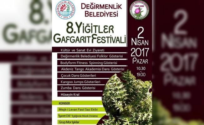 """8. Yiğitler Gafgarit Festivali"""