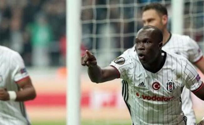 Beşiktaş çeyrek finalde...