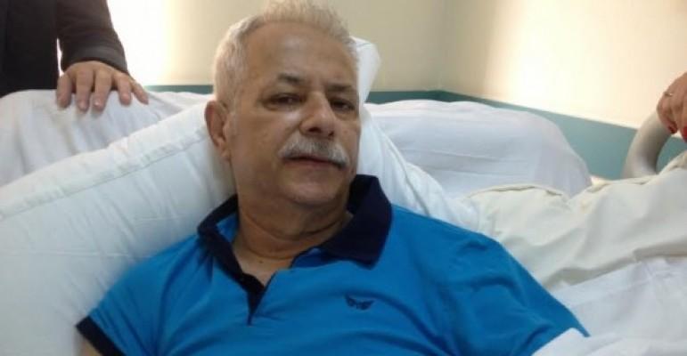 Ersoy İnce'nin tedavisine Türkiye'de devam edilecek