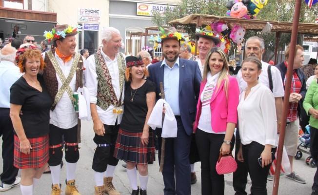 Kültürlerin kaynaşması etkinliği pazar günü