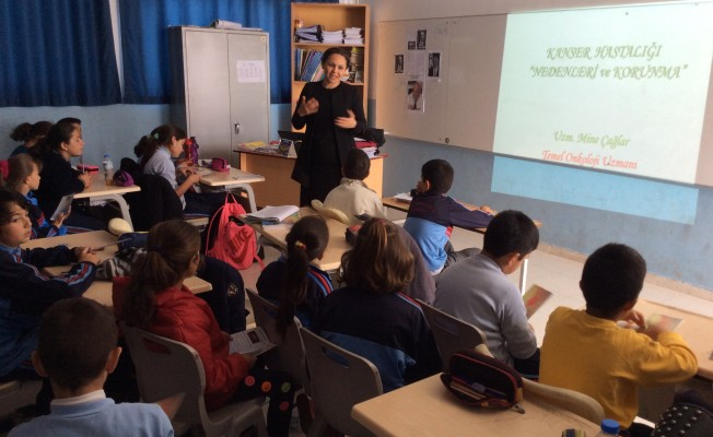Öğrencilere yönelik seminerler