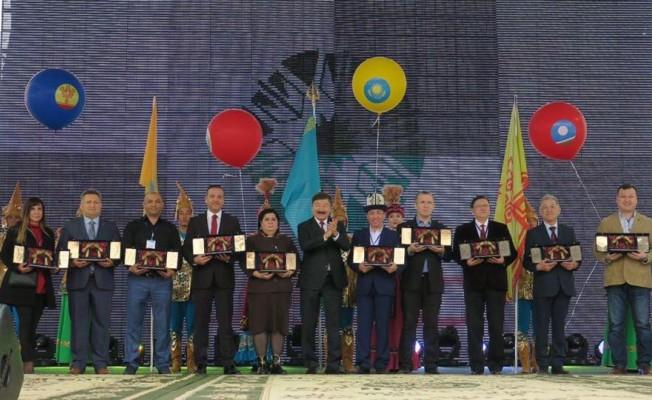 Türksoy Basın Ödülüne BRTK layık görüldü