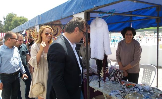 """""""2. Emekçi Kadın Ürünleri Pazarı"""" kuruldu"""