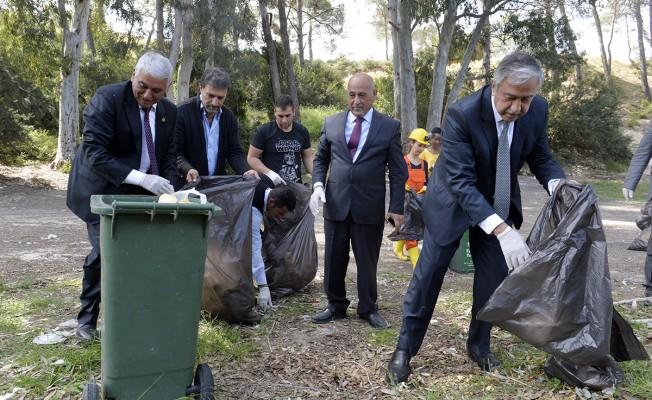 """Çevreyi kirleten bedelini ödemeli..."""""""