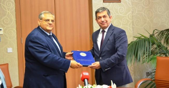 DAÜ ve LAÜ arasında işbirliği protokolü