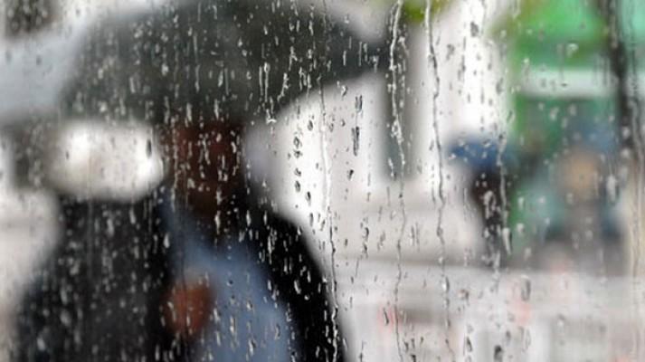 En çok yağış Alevkaya ve Esentepe'ye düştü.
